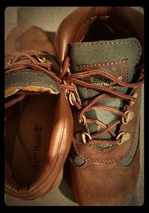 Timberland boots Boys size 2